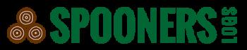 Spooners Logs Logo